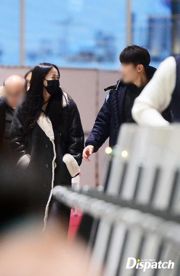 HOT: Sau tất cả, cặp đôi năm mới 2018 của Dispatch chính là G-Dragon và mỹ nhân Kpop này đây! - Ảnh 15.