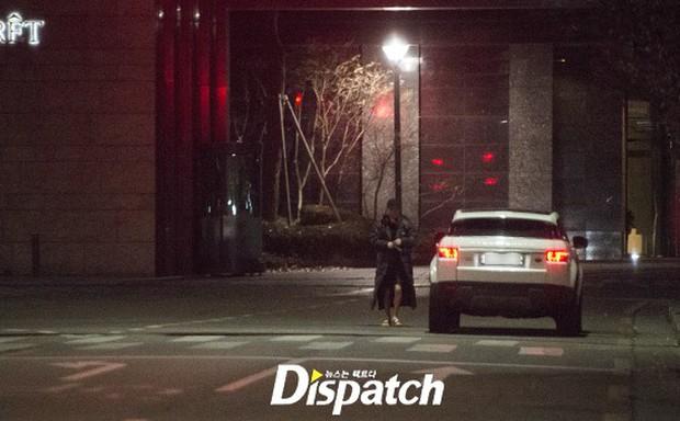 HOT: Sau tất cả, cặp đôi năm mới 2018 của Dispatch chính là G-Dragon và mỹ nhân Kpop này đây! - Ảnh 5.