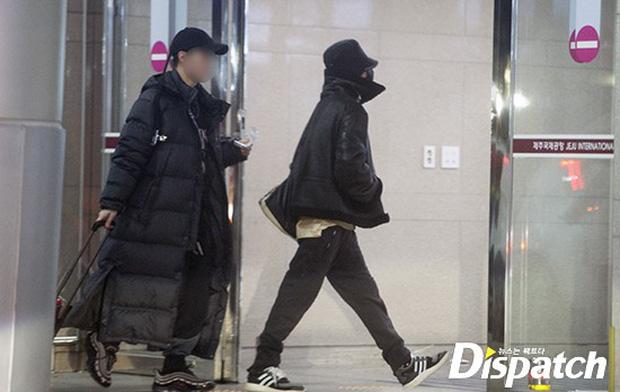 HOT: Sau tất cả, cặp đôi năm mới 2018 của Dispatch chính là G-Dragon và mỹ nhân Kpop này đây! - Ảnh 14.