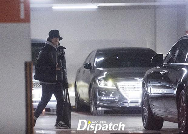 HOT: Sau tất cả, cặp đôi năm mới 2018 của Dispatch chính là G-Dragon và mỹ nhân Kpop này đây! - Ảnh 11.