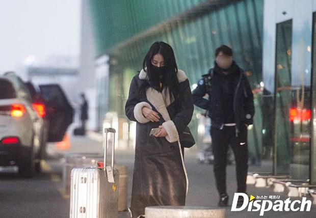 HOT: Sau tất cả, cặp đôi năm mới 2018 của Dispatch chính là G-Dragon và mỹ nhân Kpop này đây! - Ảnh 8.