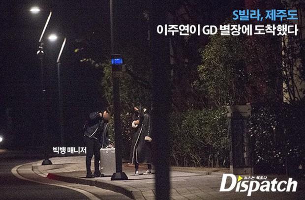 HOT: Sau tất cả, cặp đôi năm mới 2018 của Dispatch chính là G-Dragon và mỹ nhân Kpop này đây! - Ảnh 7.