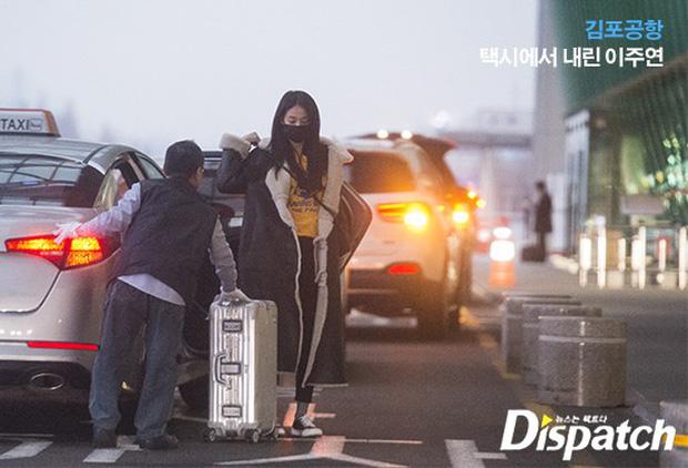 HOT: Sau tất cả, cặp đôi năm mới 2018 của Dispatch chính là G-Dragon và mỹ nhân Kpop này đây! - Ảnh 10.