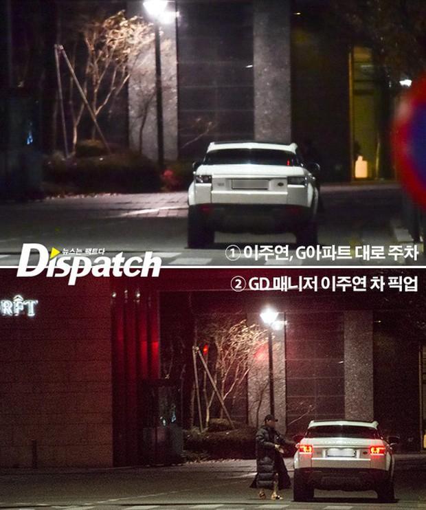 HOT: Sau tất cả, cặp đôi năm mới 2018 của Dispatch chính là G-Dragon và mỹ nhân Kpop này đây! - Ảnh 4.
