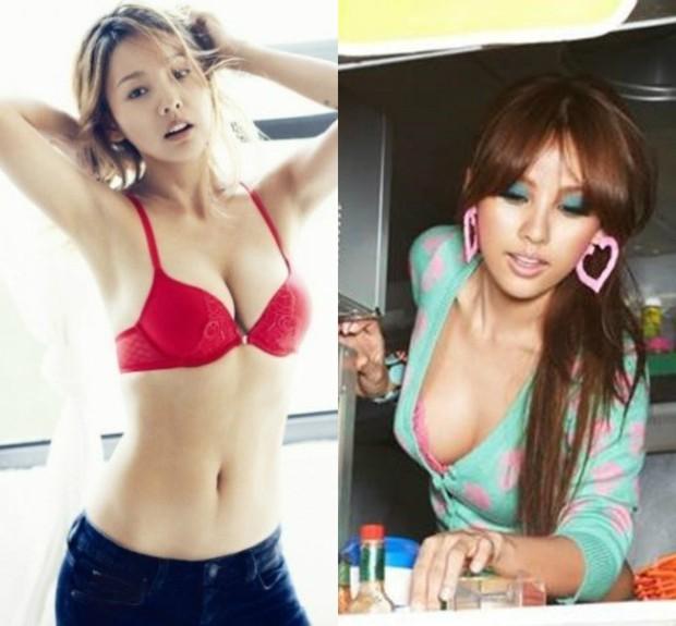 Vòng 1 nhỏ nhắn bỗng căng đầy gợi cảm, có phải các mỹ nhân đẹp nhất châu Á này đã bơm ngực? - Ảnh 5.