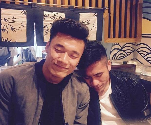 Vừa giống tài tử châu Á Lee Byung Hun, vừa na ná Nhan Phúc Vinh, Bùi Tiến Dũng đi làm diễn viên đi anh ơi! - Ảnh 3.