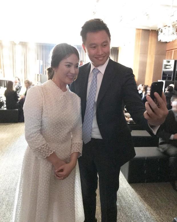 Liên tục kín như bưng, bụng nhô bất thường, Song Hye Kyo liệu có đang mang bầu? - Ảnh 11.