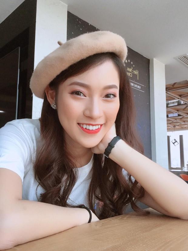 Vừa học vừa làm đủ việc, Khánh Vy vẫn xuất sắc đạt Sinh viên 5 tốt cấp thành phố - Ảnh 1.