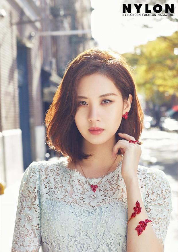 Lý do Seohyun rời SM có liên quan đến đoạn hội thoại giữa các thành viên SNSD trong dịp kỷ niệm 10 năm - Ảnh 3.