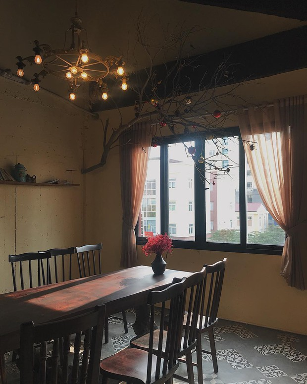 Tránh rét trong những ngày Hà Nội lạnh chết đi được ở 4 quán cafe rất xinh - Ảnh 24.