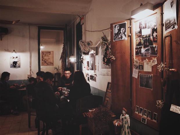Tránh rét trong những ngày Hà Nội lạnh chết đi được ở 4 quán cafe rất xinh - Ảnh 4.
