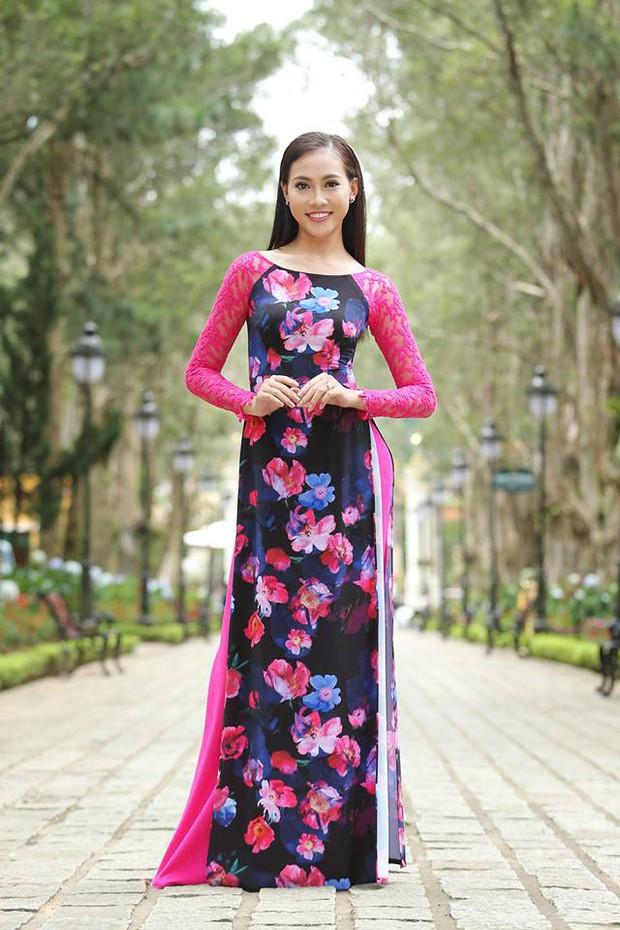 Khởi đầu mờ nhạt nhưng cô nàng 1m80 này lại liên tiếp lọt Top cao tại Hoa hậu Hoàn vũ VN 2017 - Ảnh 15.