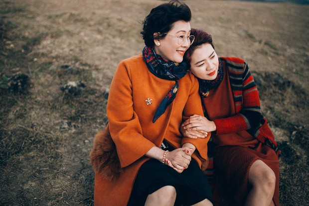 """Cần gì người yêu, đi Đà Lạt chụp ảnh """"couple"""" cùng mẹ cũng vui chẳng kém - Ảnh 5."""