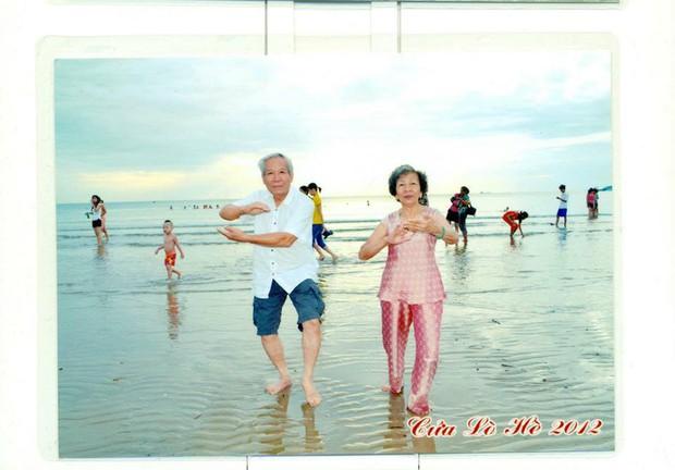 Chuyện tình trong mơ kéo dài nửa thế kỷ của hai ông bà cụ 90 tuổi - Ảnh 5.