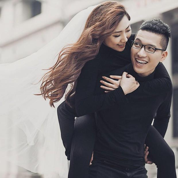 Chuyện tình nàng khó chàng lì cực dễ thương của em gái Trấn Thành và bạn trai Hongkong - Ảnh 3.