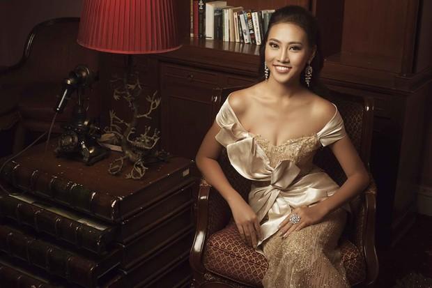 Khởi đầu mờ nhạt nhưng cô nàng 1m80 này lại liên tiếp lọt Top cao tại Hoa hậu Hoàn vũ VN 2017 - Ảnh 11.