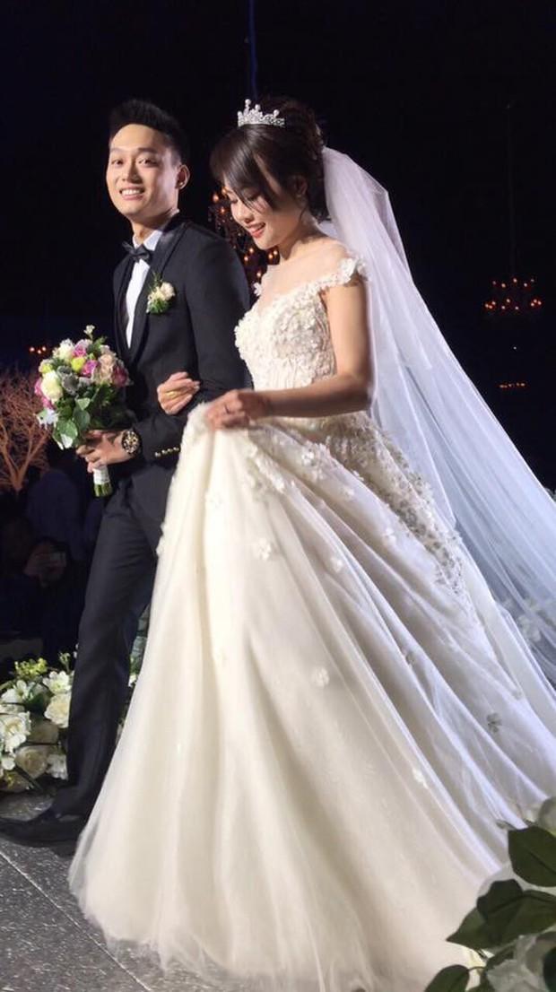 Nhật Anh Trắng cưới vợ, dân mạng xuýt xoa vì quá đẹp đôi - Ảnh 8.