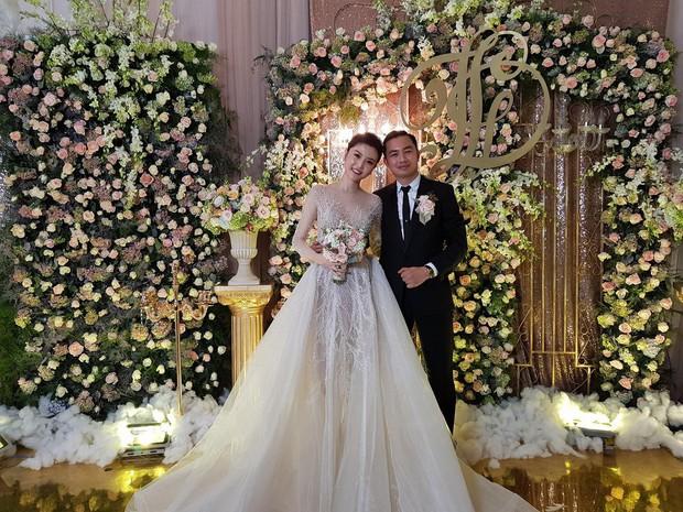 Nữ hoàng sắc đẹp Ngọc Duyên bí mật tổ chức lễ cưới với ông xã đại gia hơn 18 tuổi tại Vũng Tàu - Ảnh 2.