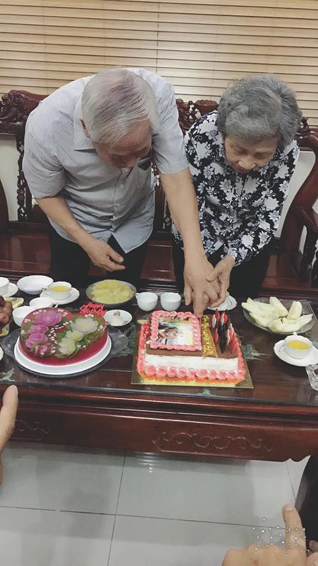Chuyện tình trong mơ kéo dài nửa thế kỷ của hai ông bà cụ 90 tuổi - Ảnh 4.