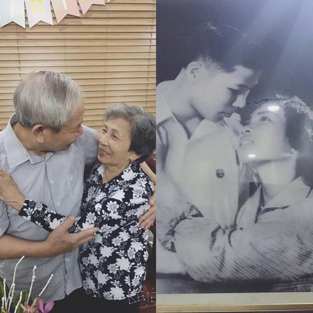 Chuyện tình trong mơ kéo dài nửa thế kỷ của hai ông bà cụ 90 tuổi - Ảnh 1.