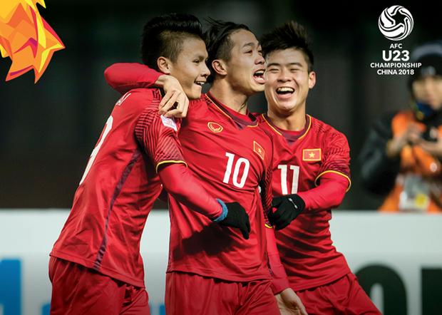 ĐỊA CHẤN: Việt Nam quật ngã Iraq sau loạt penalty, vào bán kết U23 châu Á - Ảnh 3.