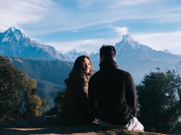 Bộ ảnh cưới không bình thường chút nào ở Nepal của cựu CEO Uber Việt Nam - Ảnh 11.