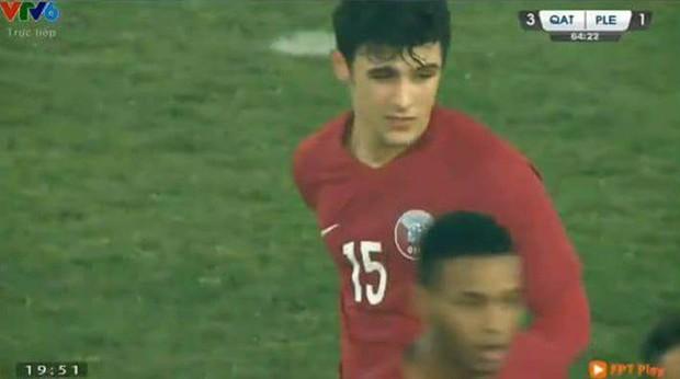 Bán kết chưa diễn ra nhưng dân mạng đã gấp rút tìm info trai đẹp của U23 Qatar - Ảnh 1.