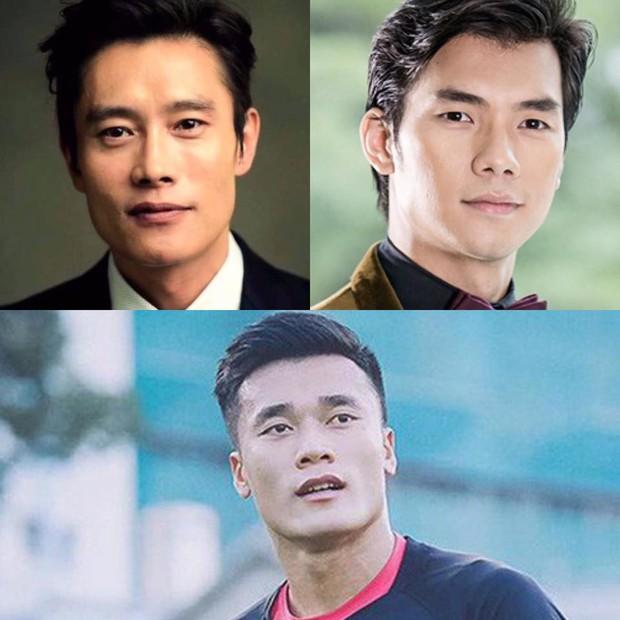 Vừa giống tài tử châu Á Lee Byung Hun, vừa na ná Nhan Phúc Vinh, Bùi Tiến Dũng đi làm diễn viên đi anh ơi! - Ảnh 12.