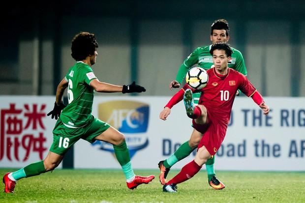 ĐỊA CHẤN: Việt Nam quật ngã Iraq sau loạt penalty, vào bán kết U23 châu Á - Ảnh 4.
