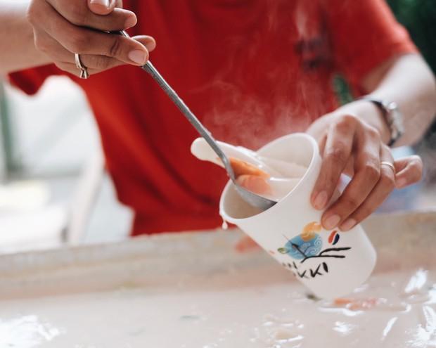 Sài Gòn: Hội không ăn cay rất thích điều này - xuất hiện tokbokki sữa cực lạ miệng nhé! - Ảnh 5.