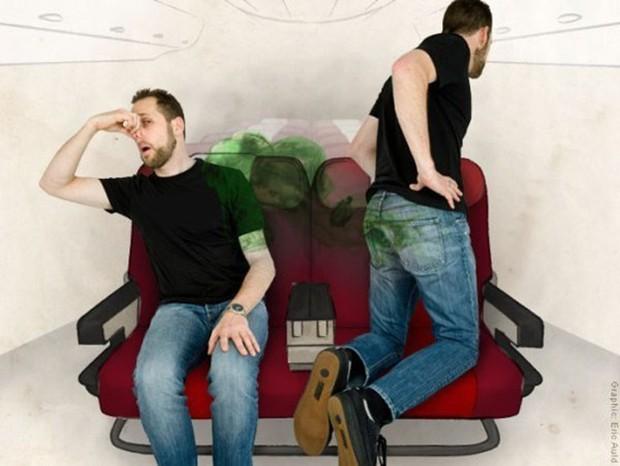 Khoa học nói: Ngửi mùi xì hơi đánh bật nguy cơ bệnh ung thư, đột quỵ - Ảnh 2.
