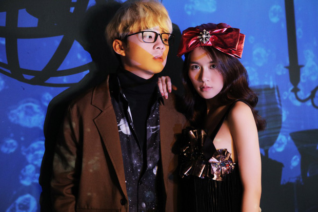 Vân Shi được cả hai đàn anh Ngô Kiến Huy, Chi Dân đồng ý tham gia diễn xuất trong MV mới - Ảnh 8.