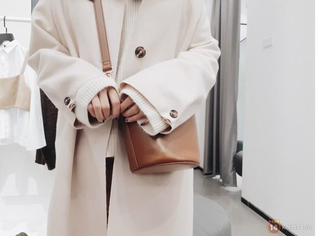 Video Shopping: Lượn lờ cùng hot girl Salim tìm địa chỉ mua áo khoác dạ xinh xắn cho mùa lạnh - Ảnh 4.