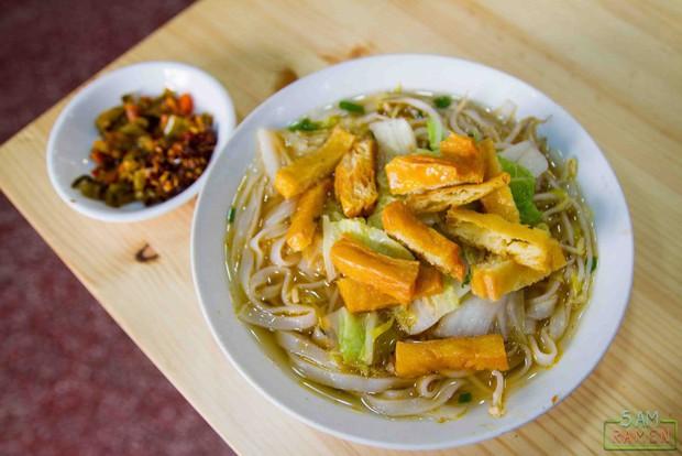 Bí mật món mì Shan vạn người mê ở Myanmar nhưng giá chỉ từ 22k - Ảnh 3.