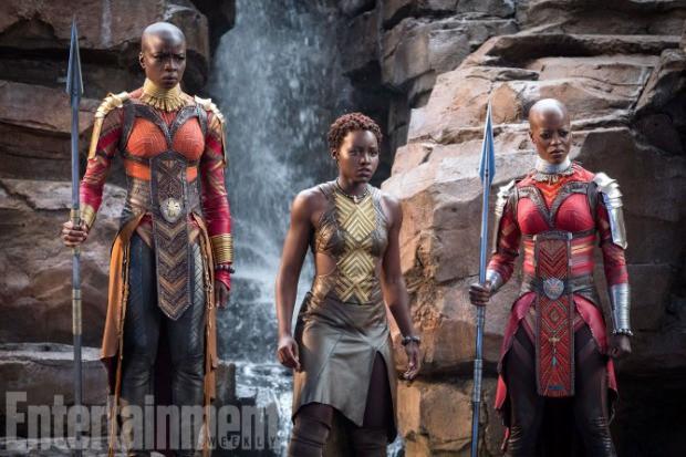 15 chuyện bên lề thú vị của Black Panther - phim siêu anh hùng hot nhất đầu năm 2018 - Ảnh 5.