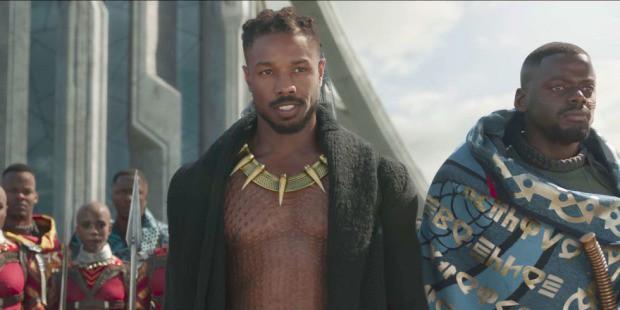 15 chuyện bên lề thú vị của Black Panther - phim siêu anh hùng hot nhất đầu năm 2018 - Ảnh 12.