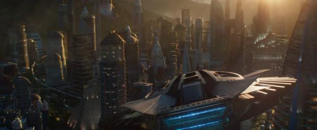 15 chuyện bên lề thú vị của Black Panther - phim siêu anh hùng hot nhất đầu năm 2018 - Ảnh 15.
