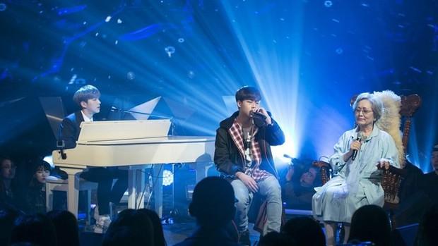 Show truyền hình Hàn Quốc từng gây chú ý với sự xuất hiện của bà ngoại 80 biết rap và chơi DJ - Ảnh 6.