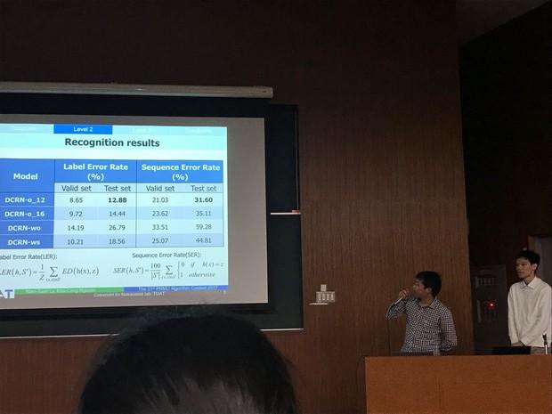 Du học sinh Việt chiến thắng giải thưởng về trí tuệ nhân tạo các trường ĐH, CĐ toàn Nhật Bản - Ảnh 2.