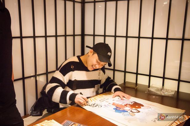 Seungri gây bất ngờ khi bí mật tới Hà Nội nhân dịp nhà hàng của anh sắp sửa khai trương - Ảnh 4.