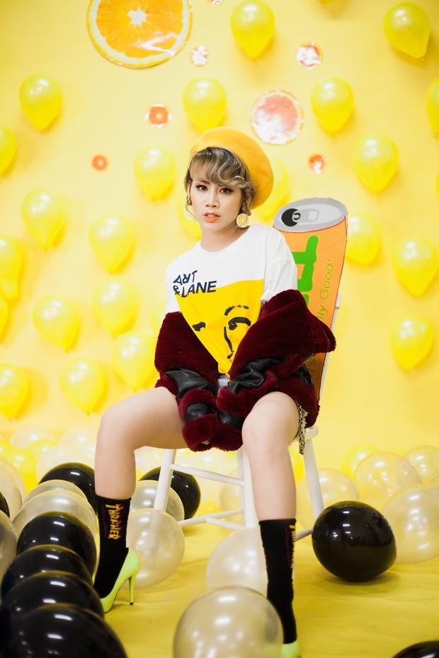 Yến Lê thức trắng, tự tay chuẩn bị mọi thứ vì bị stylist bỏ rơi trước ngày quay MV mới - Ảnh 6.