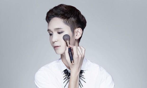Khi nam giới Hàn cũng trở thành tín đồ của làm đẹp: Những metrosexual không ra đường mà thiếu trang điểm - Ảnh 8.