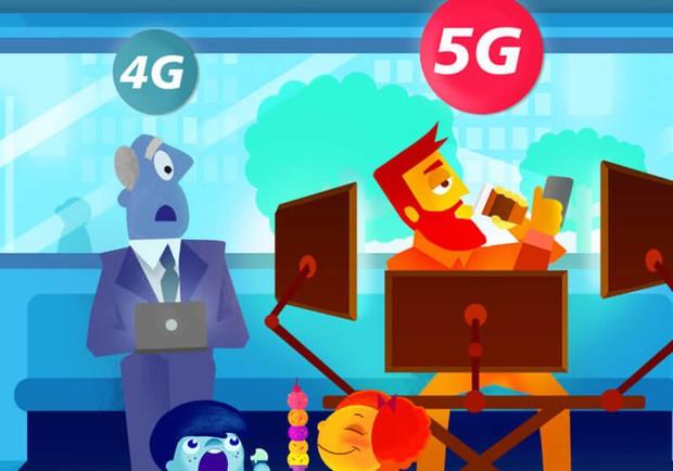 3 ưu điểm siêu việt của kết nối 5G sẽ đè bẹp 4G ngay tức thì - Ảnh 2.