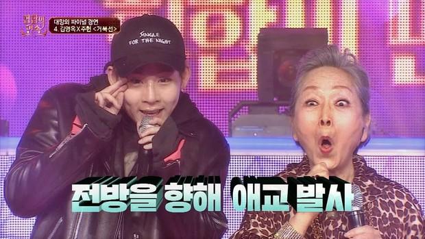 Show truyền hình Hàn Quốc từng gây chú ý với sự xuất hiện của bà ngoại 80 biết rap và chơi DJ - Ảnh 4.