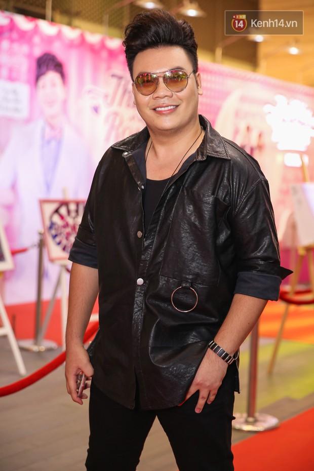 Lan Khuê, Team Sang diện lộng lẫy đến ủng hộ Trương Mỹ Nhân ra mắt phim điện ảnh thứ hai đóng vai chính - Ảnh 16.
