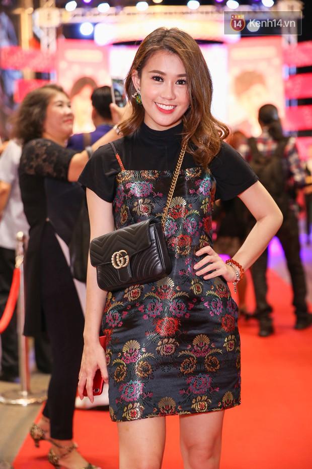 Lan Khuê, Team Sang diện lộng lẫy đến ủng hộ Trương Mỹ Nhân ra mắt phim điện ảnh thứ hai đóng vai chính - Ảnh 22.
