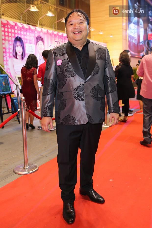Lan Khuê, Team Sang diện lộng lẫy đến ủng hộ Trương Mỹ Nhân ra mắt phim điện ảnh thứ hai đóng vai chính - Ảnh 18.