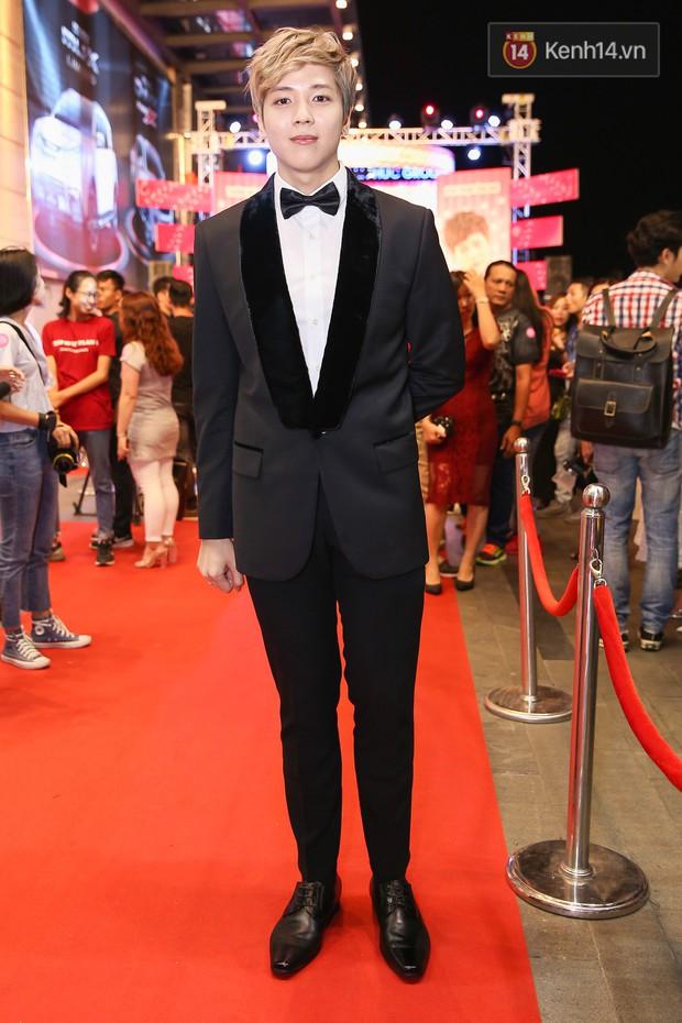 Lan Khuê, Team Sang diện lộng lẫy đến ủng hộ Trương Mỹ Nhân ra mắt phim điện ảnh thứ hai đóng vai chính - Ảnh 9.