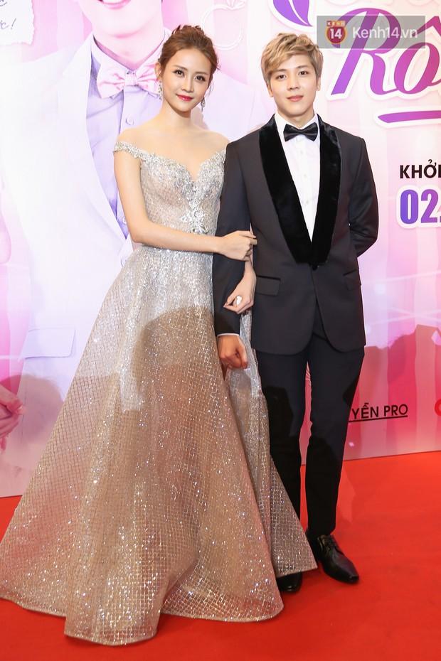 Lan Khuê, Team Sang diện lộng lẫy đến ủng hộ Trương Mỹ Nhân ra mắt phim điện ảnh thứ hai đóng vai chính - Ảnh 10.