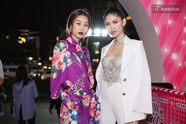 Lan Khuê, Team Sang diện lộng lẫy đến ủng hộ Trương Mỹ Nhân ra mắt phim điện ảnh thứ hai đóng vai chính - Ảnh 7.